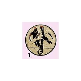 Emblém 1 fotbal