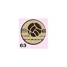 Emblém 63 nohejbal