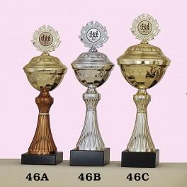 Poháry 46 A,B,C