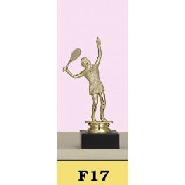 Figurka F17 tenis ženy