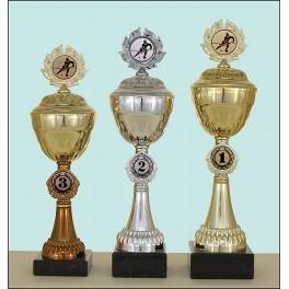 poháry 107 A,B,C