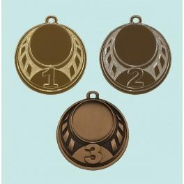 Sada medailí 62 Z,S,B