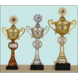poháry 191 A,B,C